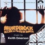 Keith Emerson - Murderock, Uccide A Passo Di Danza cd musicale di Keith Emerson