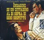 INDAGINE DI UN CITTADINO...... cd musicale di Ennio Morricone