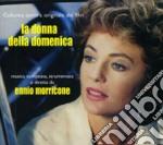 Ennio Morricone - La Donna Della Domenica cd musicale di Ennio Morricone