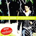 OVUNQUE ANDRAI cd musicale di BRANCIAMORE MATTEO