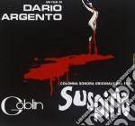 Ost cd musicale di Suspiria