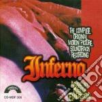 Emerson Keith - Inferno cd musicale di Keith Emerson