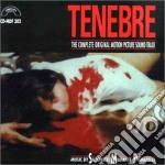 Simonetti Claudio - Tenebre cd musicale di Tenebre