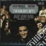 ELVIS PRESLEY & FRIENDS - 250 GOLDEN HITS  (BOX 10 CD) cd musicale di PRESLEY  ELVIS