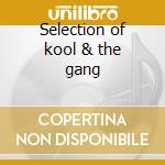 Selection of kool & the gang cd musicale