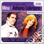 FANTASTICA/LA MIA STORIA cd musicale di MINA/CELENTANO