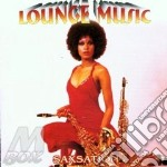 SAXSATION  (lounge music) cd musicale di ARTISTI VARI