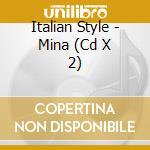 Antologia (2cd digipack) cd musicale di Mina