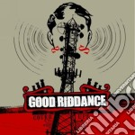 COVER UPS cd musicale di GOOD RIDDANCE