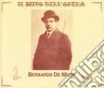 Bernardo de muro: arie da opere(1912-28) cd musicale di De muro b. -vv.aa.