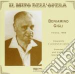 Beniamino gigli: arie da opere cd musicale di Gigli b. -vv.aa.