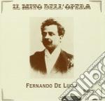Fernando de lucia: arie da opere cd musicale di De lucia f. -vv.aa.