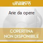 Arie da opere cd musicale di Mafalda Favero