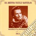 Mario Filippeschi Vol.II cd musicale di M.-vvaa Filippeschi