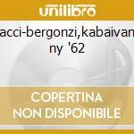 Pagliacci-bergonzi,kabaivanska, ny '62 cd musicale di Leoncavallo