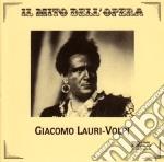 Giacomo Lauri Volpi cd musicale di Lauri volpi g.-vvaa