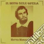 Matteo manuguerra: arie da opere cd musicale di Manuguerra m. -vv.aa