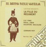 Donizetti - La Fille Du Regiment cd musicale di Donizetti
