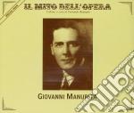 Giovanni manurita: arie da opere cd musicale di Manurita g. - vv.aa.