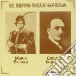 M.basiola/g.inghilleri: arie da opere cd musicale di Basiola/inghilleri