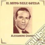 Granda Alessandro Il Mito Dell'opera cd musicale di Granda a. - vv.aa.
