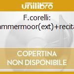 F.corelli: lammermoor(ext)+recital cd musicale di Donizetti/vv.aa.