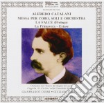 Messa per coro e orch./etc - cd musicale di Catalani