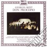 Don procopio cd musicale di Bizet