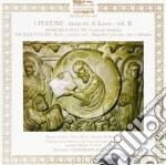 Puccini - Canticum Simeonis, Kyrie A Quattro Voci Con Tenore E Orchestra  Magnificat Per Soli, Coro E Orchestra cd musicale di Puccini *
