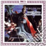 S.guglielmo duca d'aquitania cd musicale di Pergolesi