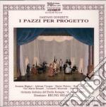 Gaetano Donizetti - I Pazzi Per Progetto cd musicale di Donizetti