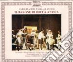 Barone di rocca antica cd musicale di Anfossi/franchi