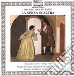 Johann Adolph Hasse - La Serva Scaltra cd musicale di Hasse