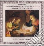 Agostino Steffani -  Cantate A Voci Miste cd musicale di Etc Stradella