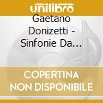 Sinfonie da opere vol. 2^ - s.frontalini cd musicale di Donizetti