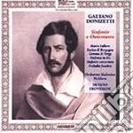 Donizetti Sinfonie E Ouvertures cd musicale di Donizetti