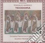 Marenco Teodora cd musicale di R. Marenco
