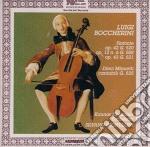 Luigi Boccherini - Sinfonia In Re Magg. Op. 42 G 520, Sinfonia In La Magg. Op. 12/6 G 508, Sinfonia In Re Maggiore Op. 43 G 521 cd musicale di Boccherini