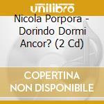 Cantata di natale-frisani, e. velardi cd musicale di Nicolo' Porpora