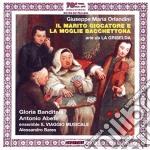 Orlandini Il Marito Giocatore cd musicale di G.m. Orlandini