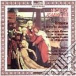 Requiem/vieni sponsa christi-frontalini cd musicale di Jommelli
