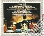 Prigionier superbo/serva p.-panni ('97) cd musicale di Pergolesi