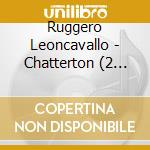 Chatterton cd musicale