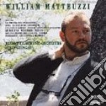 Matteuzzi William  - Arie D'opera cd musicale di Matteuzzi w. -vv.aa.