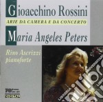 Rossini Arie Da Camera -m.a.peters- cd musicale di Rossini