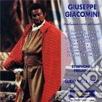 Giuseppe Giacomini - Symphonia Perusina cd musicale di Giacomini - vv.aa.