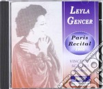 Gencer Leyla - Recital A Parigi 1985 cd musicale di Gencer l. - vv.aa.