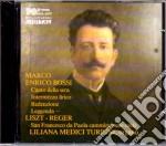 Liliana Medici Turrini - Canto Della Sera/ cd musicale di Bossi/reger