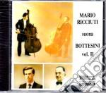 Giovanni Bottesini - Concerto N. 1 In La Maggiore, Concerto N. 4 In Mi Maggiore, Gran Duetto Per Flauto E Contrabbasso, Povera Mamma, Un Bacio cd musicale di Bottesini
