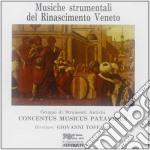 Musica Strumentale Del Rinascimento Vene cd musicale di Artisti Vari